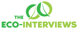 The Eco-Interviews logo