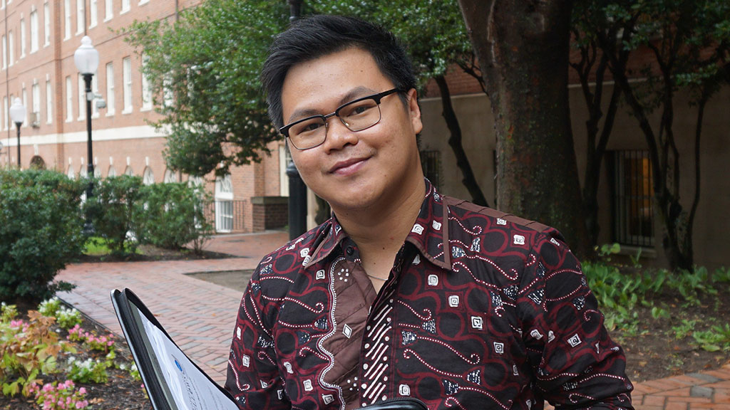 Eco-Stories: Randi from Handep, an Indonesian social enterprise
