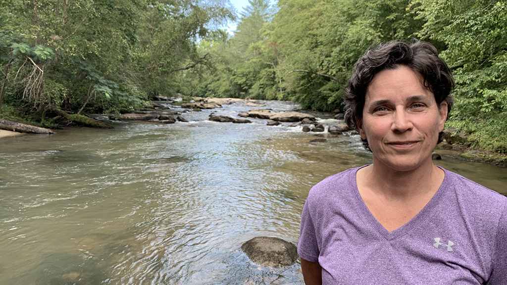 Eco-Stories: Melanie Ruhlman from Save Our Saluda